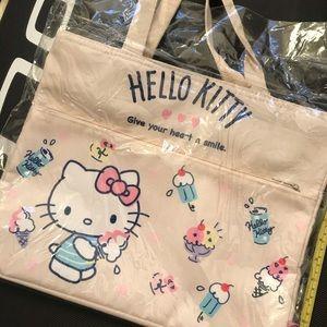 Hello Kitty shopping cooler bag [NEW] - licensed